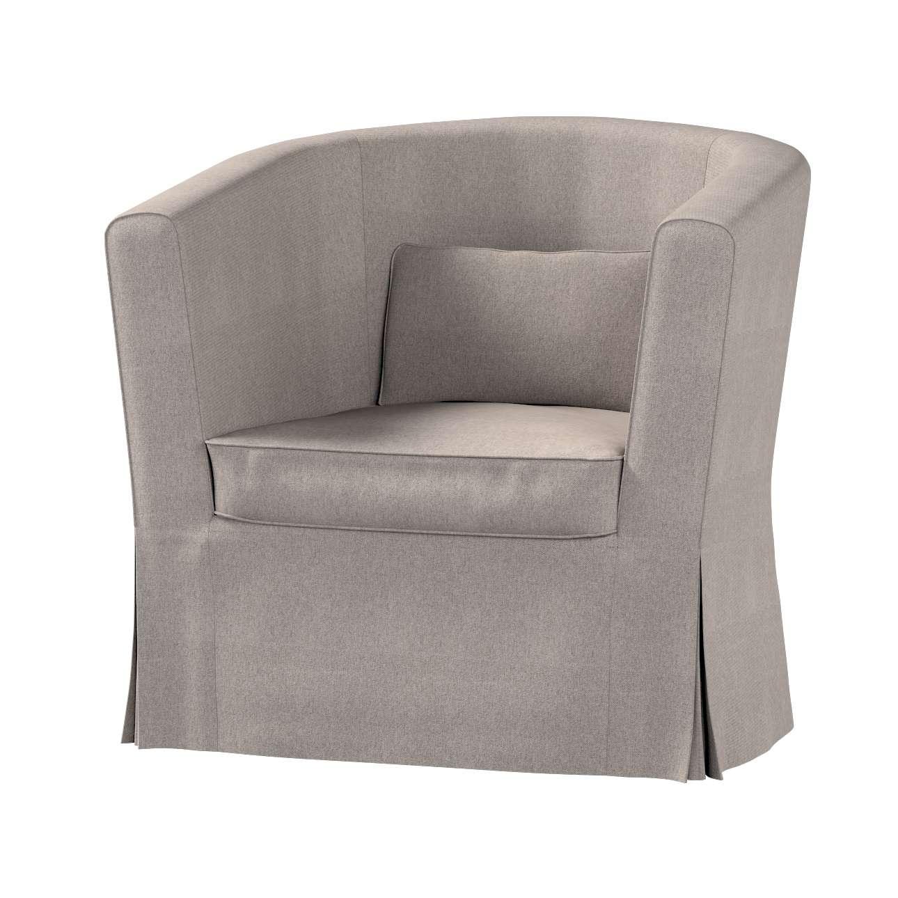Pokrowiec na fotel Ektorp Tullsta w kolekcji Etna , tkanina: 705-09