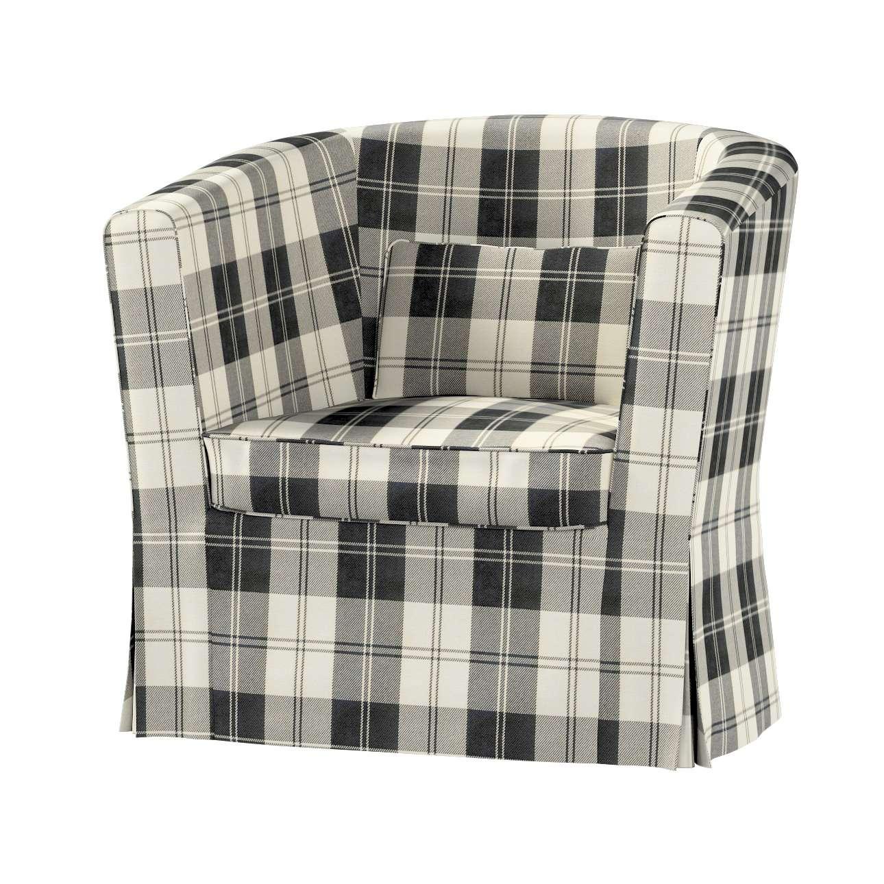 EKTORP TULLSTA fotelio užvalkalas Ektorp Tullsta fotelio užvalkalas kolekcijoje Edinburgh , audinys: 115-74