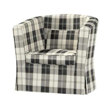 Pokrowiec na fotel Ektorp Tullsta fotel Ektorp Tullsta w kolekcji Edinburgh, tkanina: 115-74