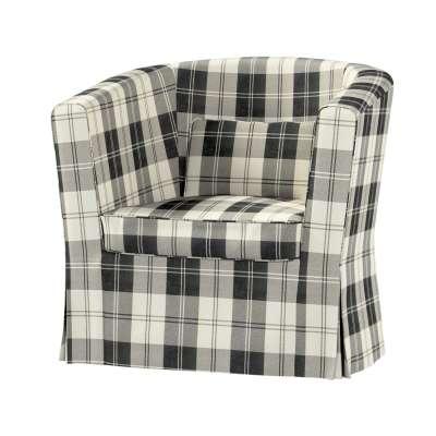 Pokrowiec na fotel Ektorp Tullsta w kolekcji Edinburgh, tkanina: 115-74