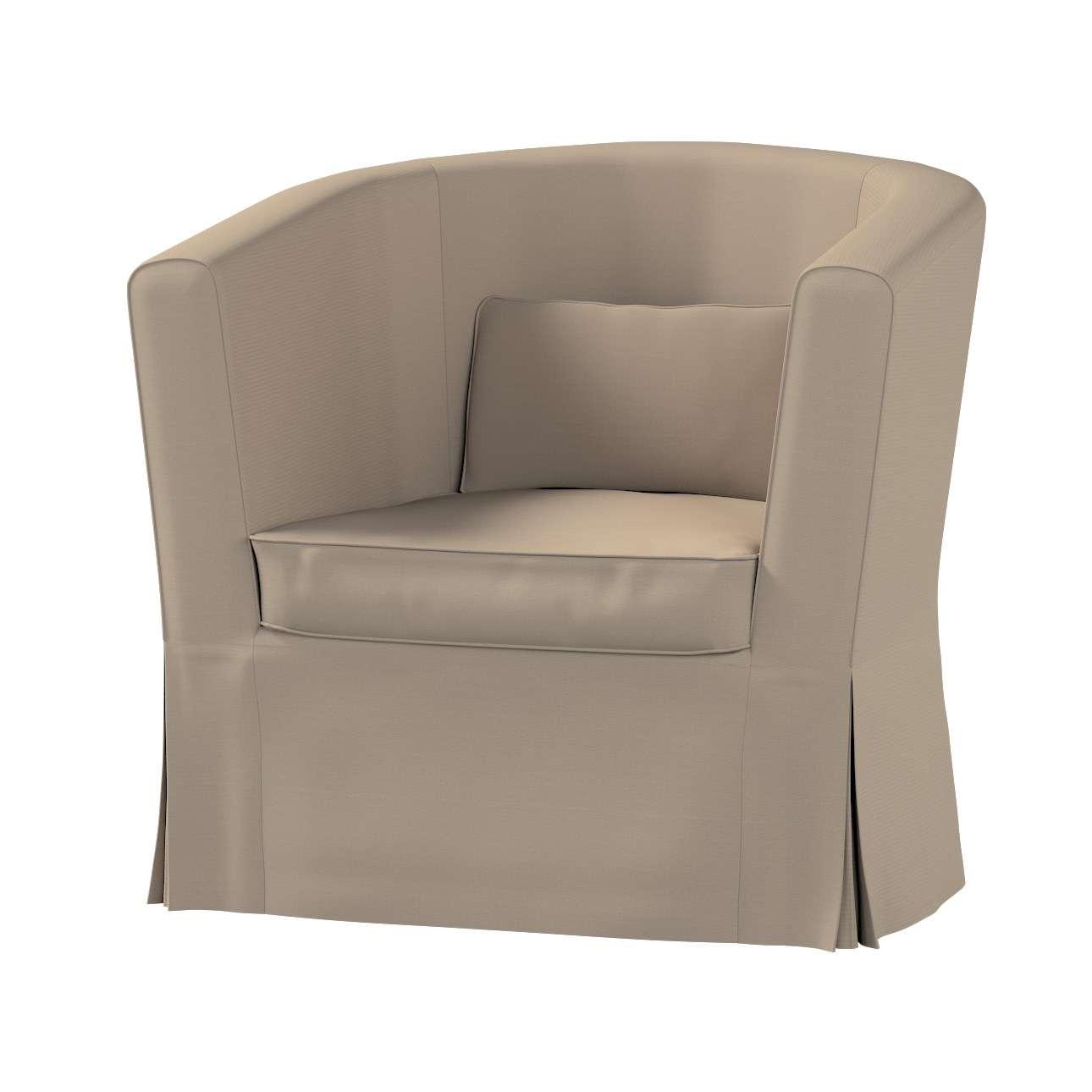 EKTORP TULLSTA fotelio užvalkalas Ektorp Tullsta fotelio užvalkalas kolekcijoje Cotton Panama, audinys: 702-28