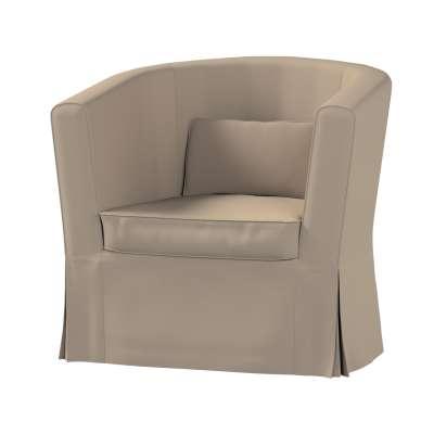 Bezug für Ektorp Tullsta Sessel von der Kollektion Cotton Panama, Stoff: 702-28
