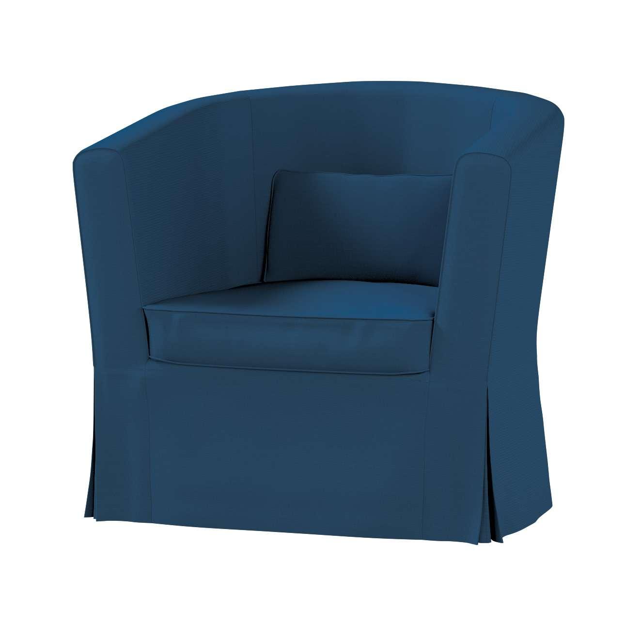 Ektorp Tullsta Sesselbezug Sesselhusse, Ektorp Tullsta von der Kollektion Cotton Panama, Stoff: 702-30