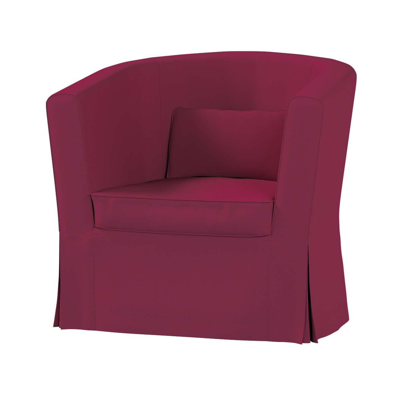 Potah na křeslo IKEA Ektorp Tullsta křeslo Ektorp Tullsta v kolekci Cotton Panama, látka: 702-32