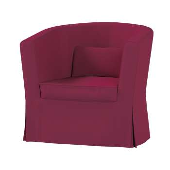Pokrowiec na fotel Ektorp Tullsta fotel Ektorp Tullsta w kolekcji Cotton Panama, tkanina: 702-32