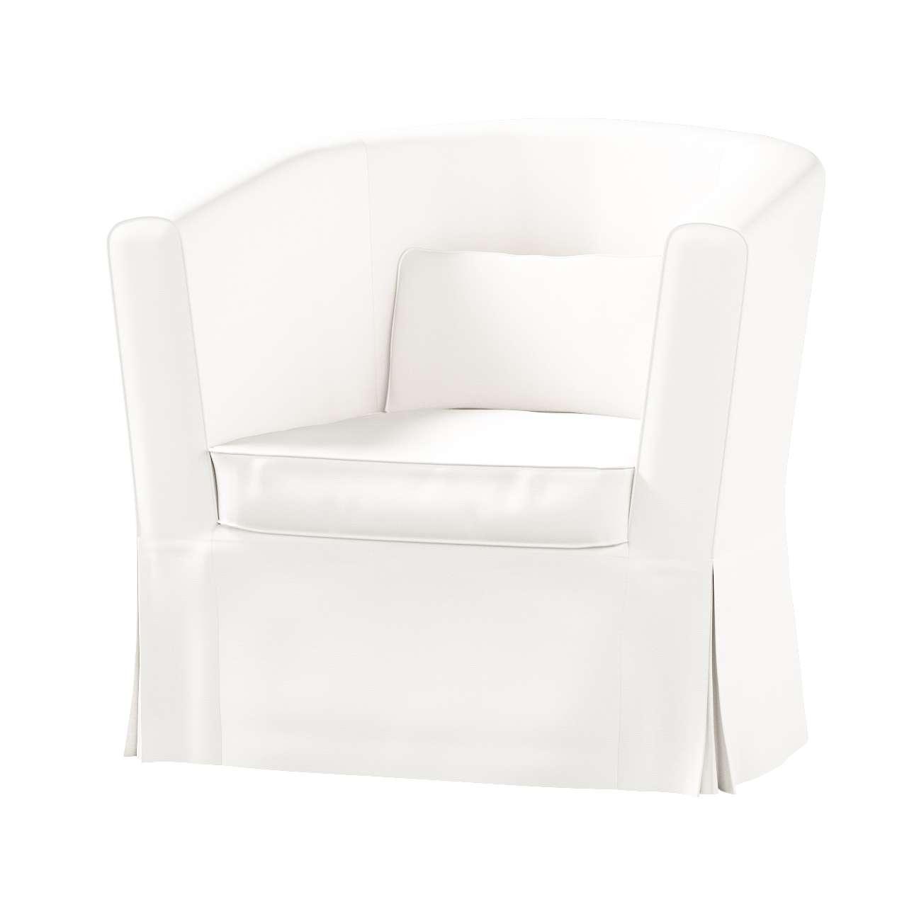 Pokrowiec na fotel Ektorp Tullsta fotel Ektorp Tullsta w kolekcji Cotton Panama, tkanina: 702-34