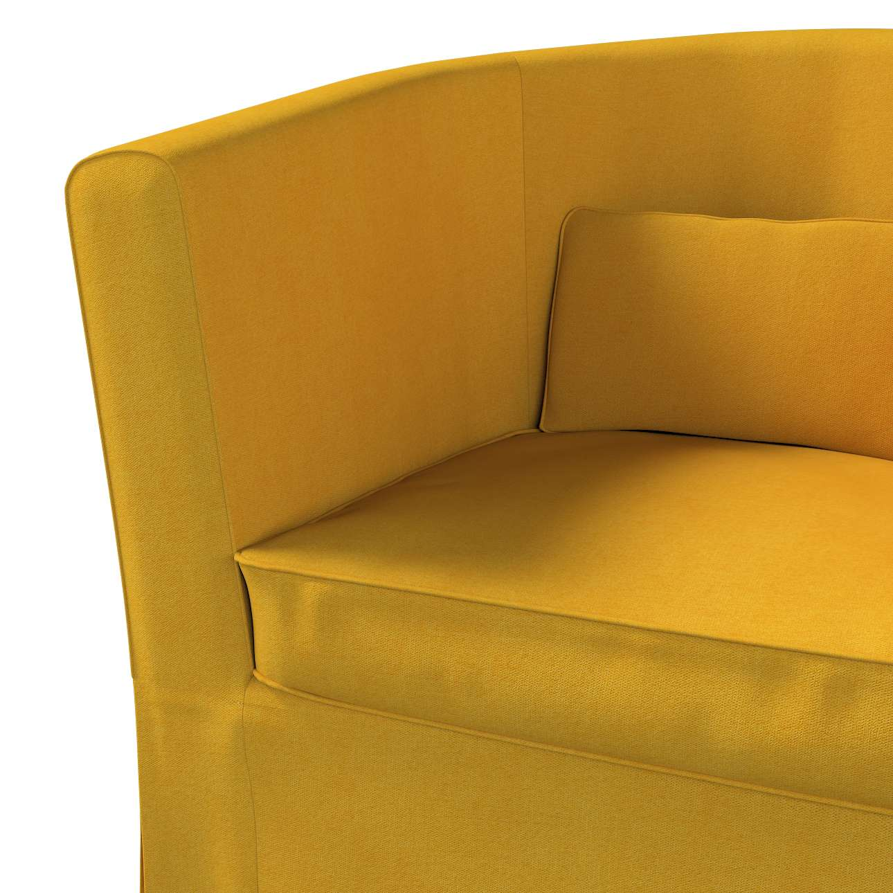 Pokrowiec na fotel Ektorp Tullsta w kolekcji Etna, tkanina: 705-04