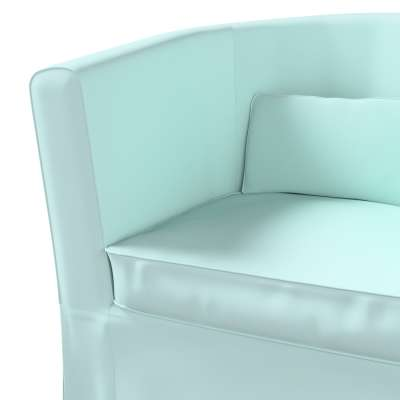 Pokrowiec na fotel Ektorp Tullsta w kolekcji Cotton Panama, tkanina: 702-10