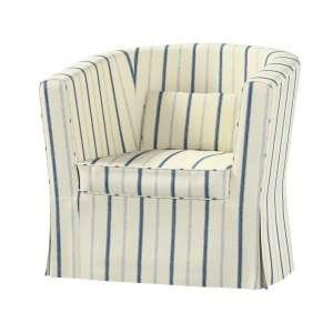 Pokrowiec na fotel Ektorp Tullsta fotel Ektorp Tullsta w kolekcji Avinon, tkanina: 129-66