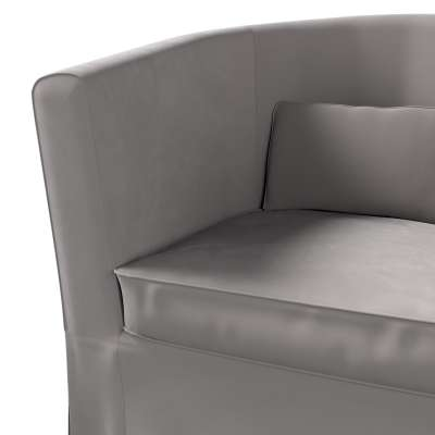 Bezug für Ektorp Tullsta Sessel von der Kollektion Velvet, Stoff: 704-11