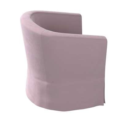 Pokrowiec na fotel Ektorp Tullsta w kolekcji Velvet, tkanina: 704-14