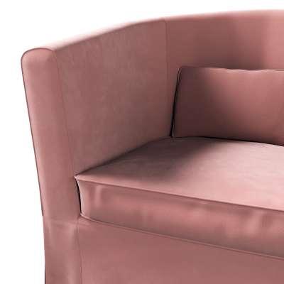Bezug für Ektorp Tullsta Sessel von der Kollektion Velvet, Stoff: 704-30