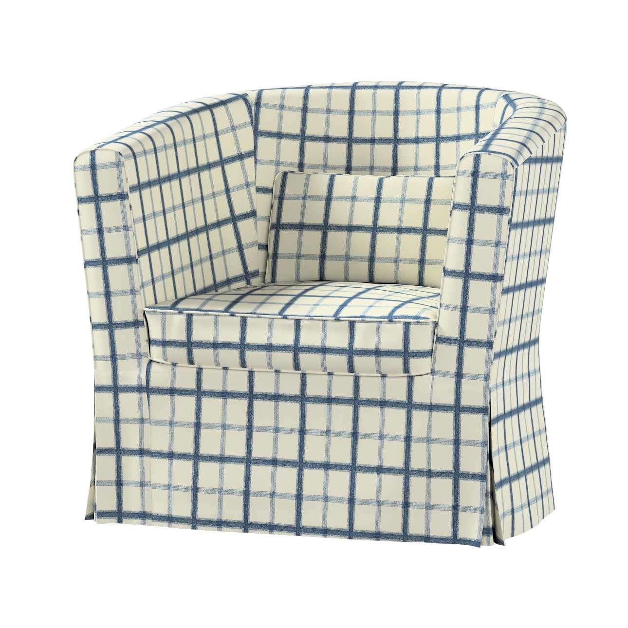 EKTORP TULLSTA fotelio užvalkalas Ektorp Tullsta fotelio užvalkalas kolekcijoje Avinon, audinys: 131-66