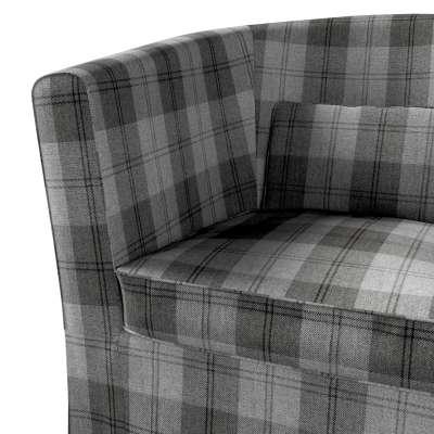 Pokrowiec na fotel Ektorp Tullsta w kolekcji Edinburgh, tkanina: 115-75