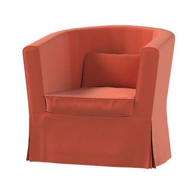 Pokrowiec na fotel Ektorp Tullsta w kolekcji Ingrid, tkanina: 705-37