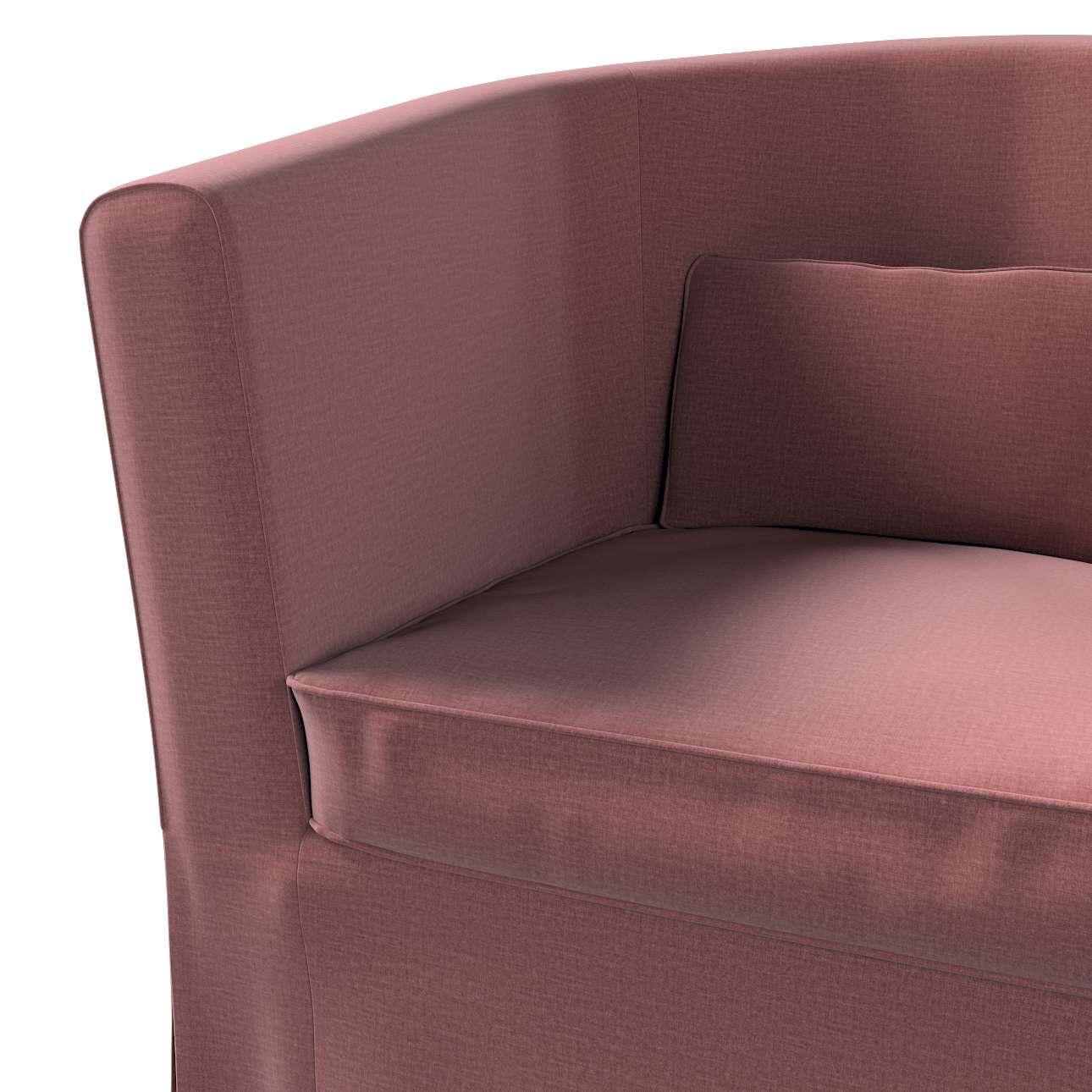 Pokrowiec na fotel Ektorp Tullsta w kolekcji Ingrid, tkanina: 705-38