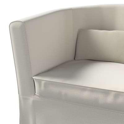 Pokrowiec na fotel Ektorp Tullsta w kolekcji Ingrid, tkanina: 705-40