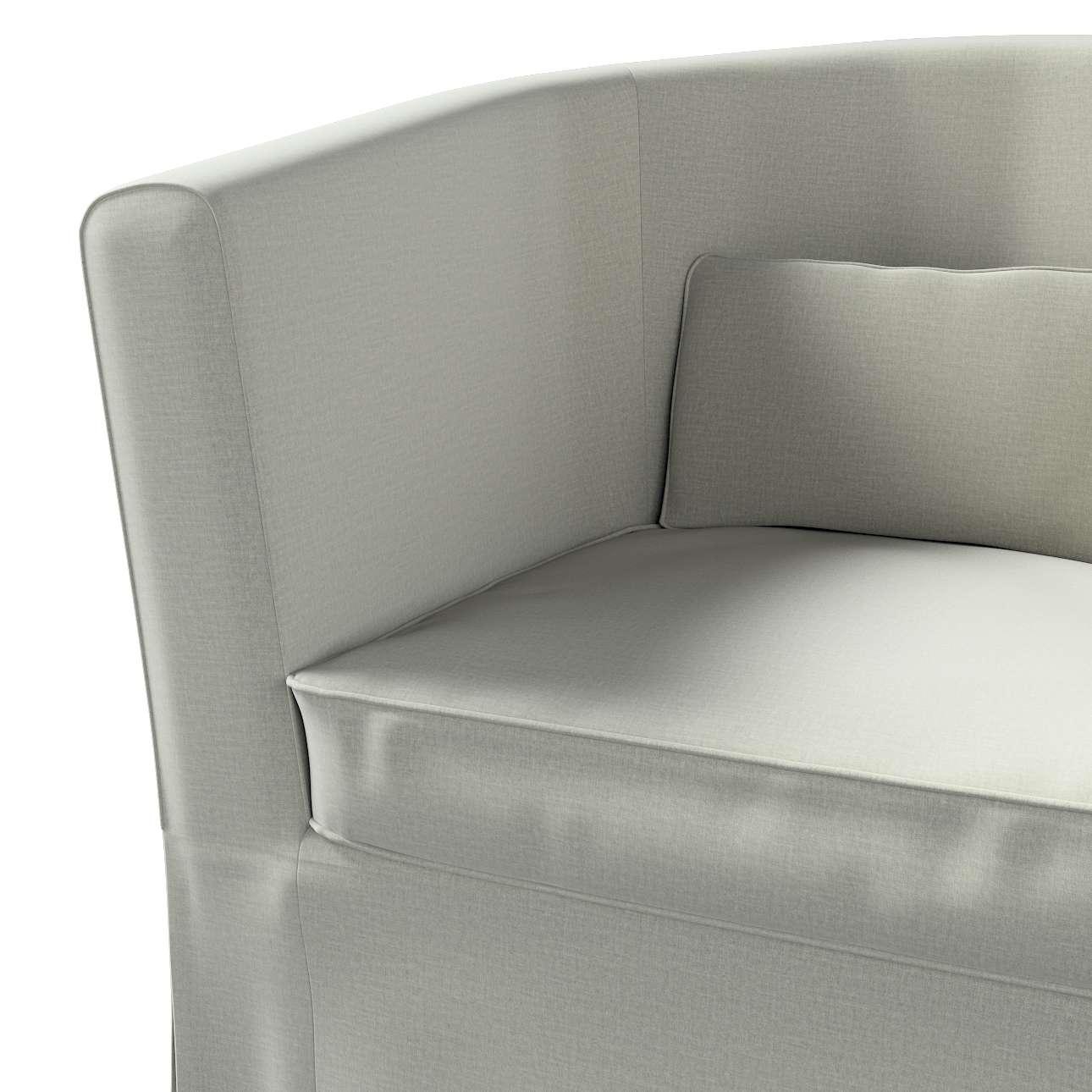 Pokrowiec na fotel Ektorp Tullsta w kolekcji Ingrid, tkanina: 705-41