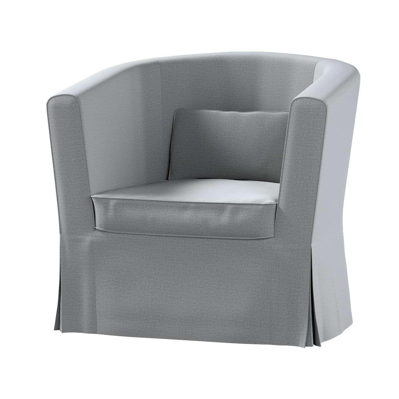 Pokrowiec na fotel Ektorp Tullsta w kolekcji Ingrid, tkanina: 705-42