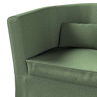 Pokrowiec na fotel Ektorp Tullsta w kolekcji Amsterdam, tkanina: 704-44