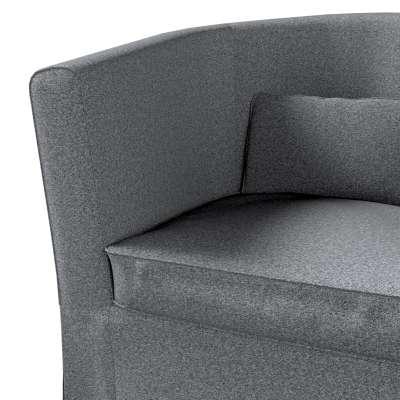 Pokrowiec na fotel Ektorp Tullsta w kolekcji Amsterdam, tkanina: 704-47
