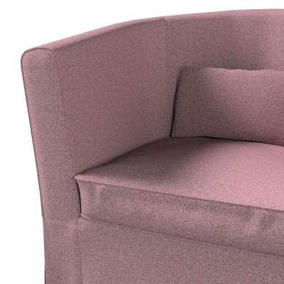 Pokrowiec na fotel Ektorp Tullsta w kolekcji Amsterdam, tkanina: 704-48