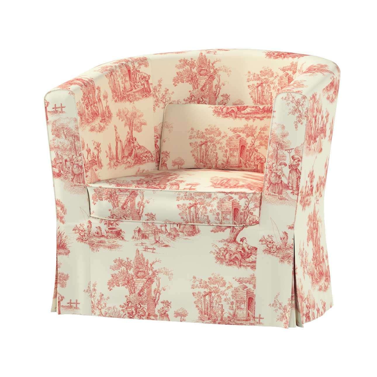 Ektorp Tullsta Sesselbezug Sesselhusse, Ektorp Tullsta von der Kollektion Avinon, Stoff: 132-15