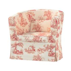 Pokrowiec na fotel Ektorp Tullsta fotel Ektorp Tullsta w kolekcji Avinon, tkanina: 132-15