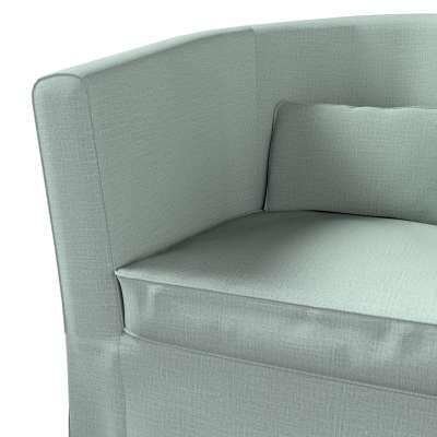 Pokrowiec na fotel Ektorp Tullsta w kolekcji Living II, tkanina: 160-86