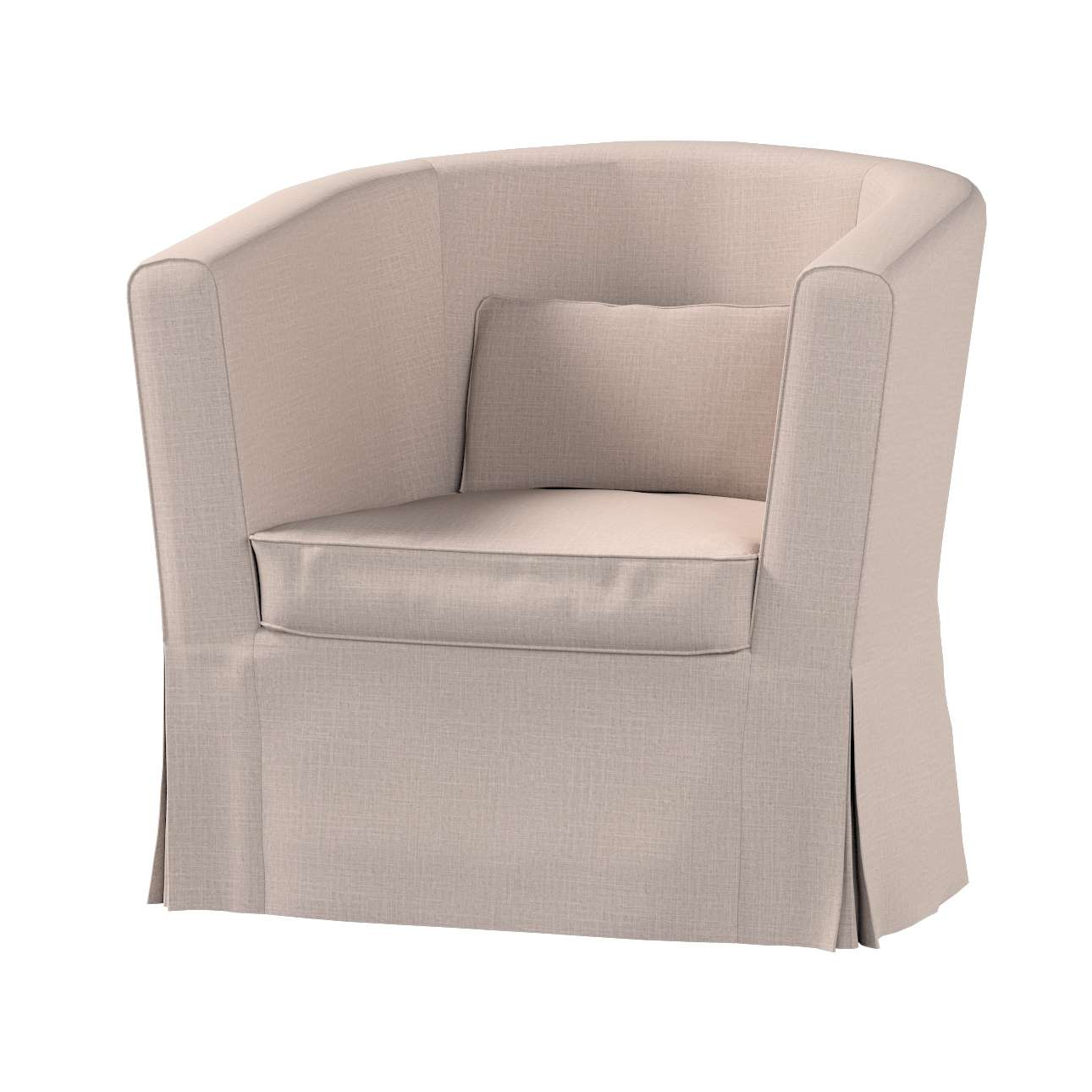 Pokrowiec na fotel Ektorp Tullsta w kolekcji Living II, tkanina: 160-85