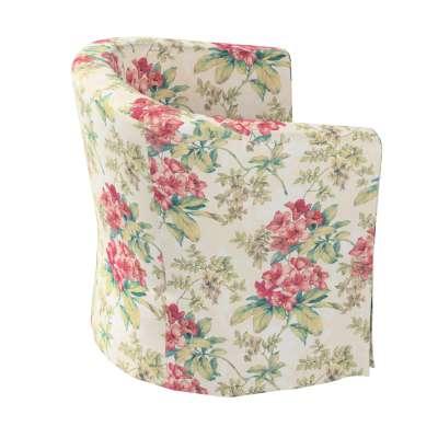 Pokrowiec na fotel Ektorp Tullsta w kolekcji Londres, tkanina: 143-40