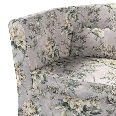 Pokrowiec na fotel Ektorp Tullsta w kolekcji Londres, tkanina: 143-36