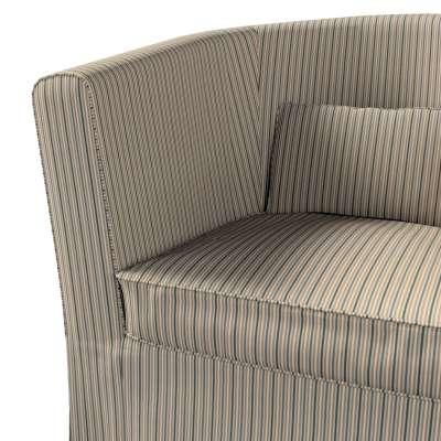 Pokrowiec na fotel Ektorp Tullsta w kolekcji Londres, tkanina: 143-38