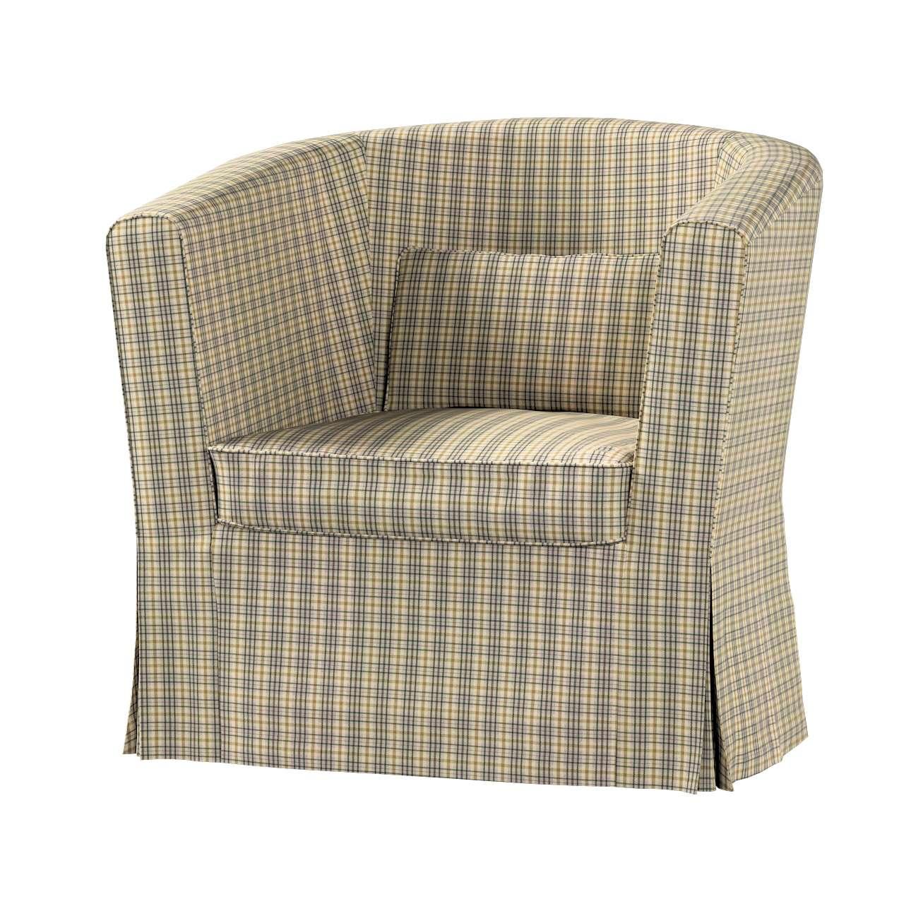 Bezug für Ektorp Tullsta Sessel von der Kollektion Londres, Stoff: 143-39