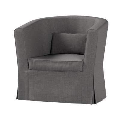 Pokrowiec na fotel Ektorp Tullsta 161-16 ciemno szary Kolekcja Living II