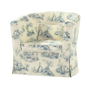 EKTORP TULLSTA fotelio užvalkalas Ektorp Tullsta fotelio užvalkalas kolekcijoje Avinon, audinys: 132-66