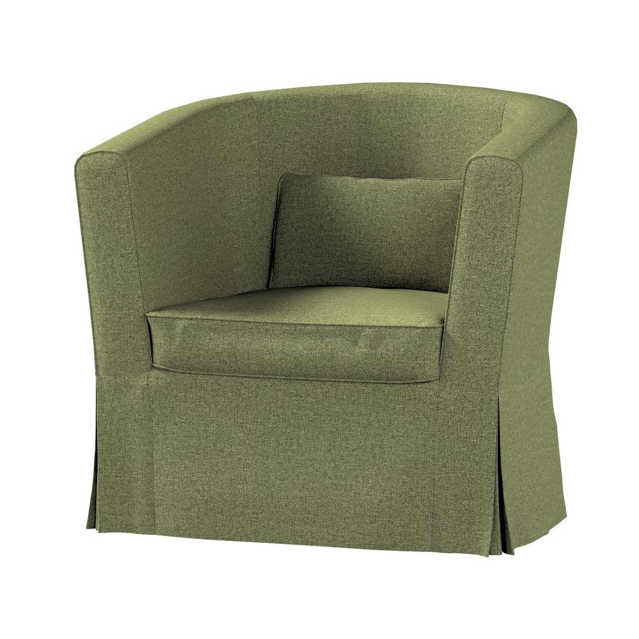 Pokrowiec na fotel Ektorp Tullsta w kolekcji Madrid, tkanina: 161-22