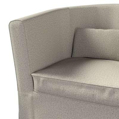 Pokrowiec na fotel Ektorp Tullsta w kolekcji Madrid, tkanina: 161-23