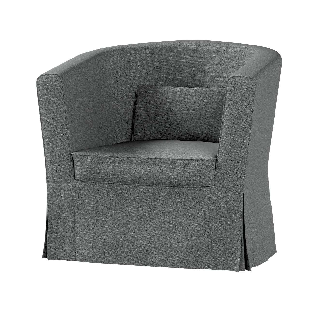 Pokrowiec na fotel Ektorp Tullsta w kolekcji Madrid, tkanina: 161-24