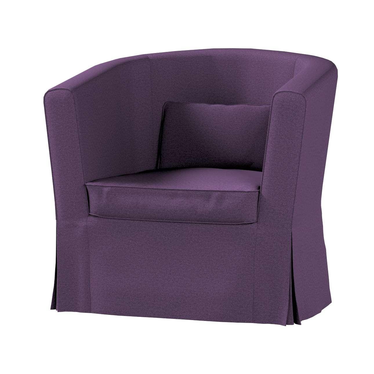 Pokrowiec na fotel Ektorp Tullsta w kolekcji Etna, tkanina: 161-27