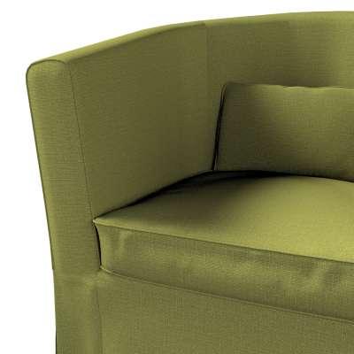 Pokrowiec na fotel Ektorp Tullsta w kolekcji Living II, tkanina: 161-13