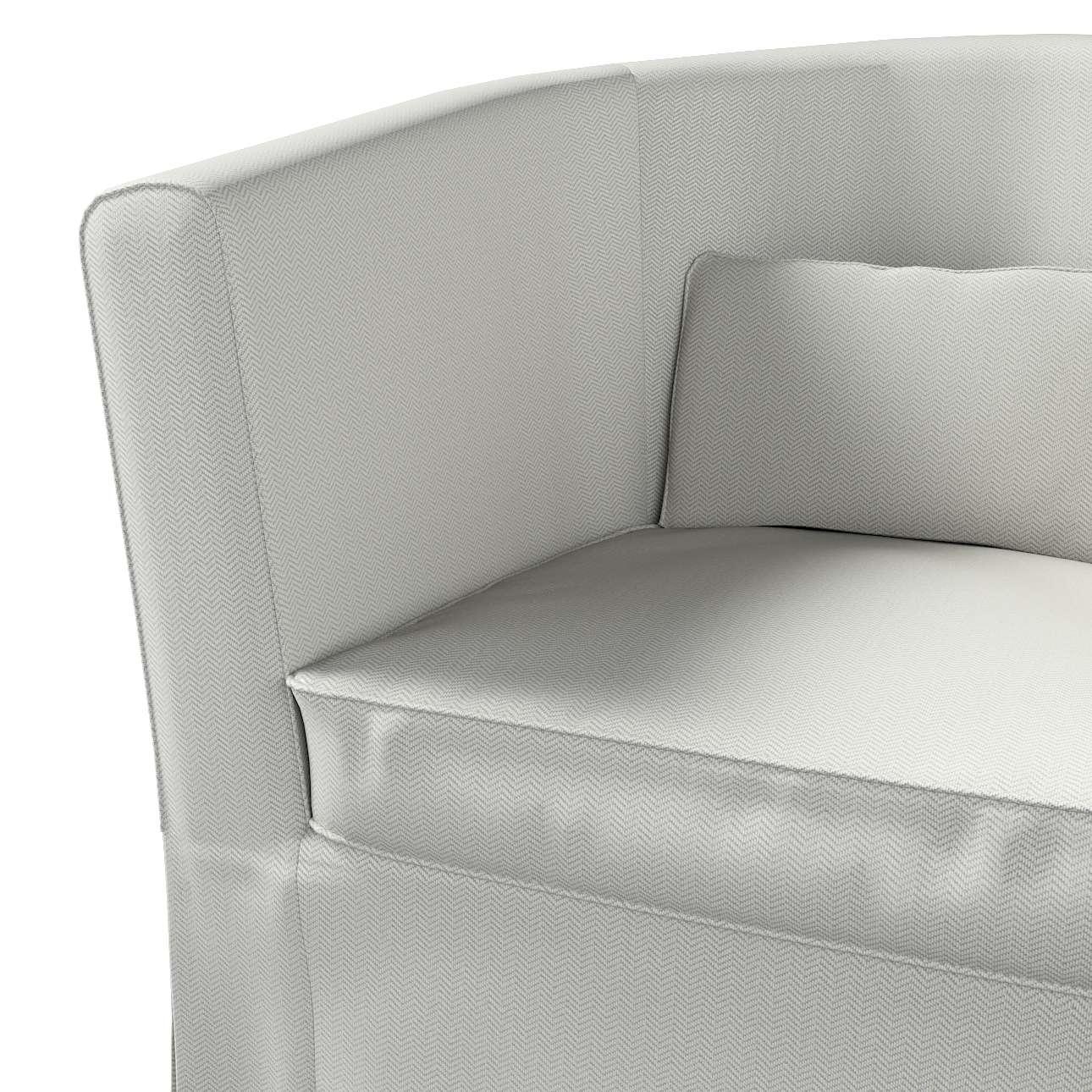 Pokrowiec na fotel Ektorp Tullsta w kolekcji Bergen, tkanina: 161-84
