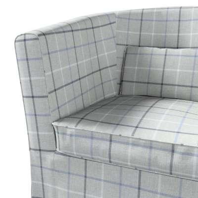 Pokrowiec na fotel Ektorp Tullsta w kolekcji Edinburgh, tkanina: 703-18
