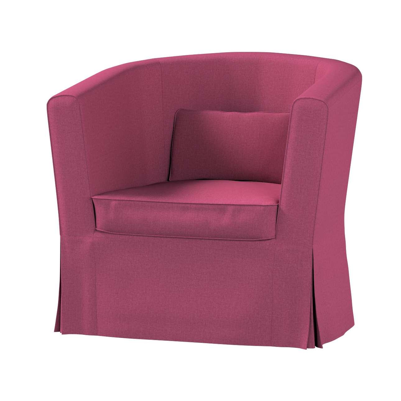 Pokrowiec na fotel Ektorp Tullsta w kolekcji Living, tkanina: 160-44
