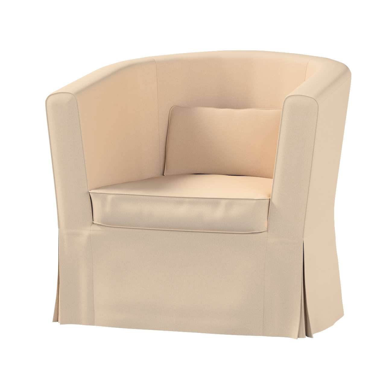 Pokrowiec na fotel Ektorp Tullsta w kolekcji Living, tkanina: 160-61
