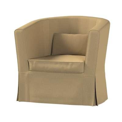 Pokrowiec na fotel Ektorp Tullsta w kolekcji Living, tkanina: 161-50