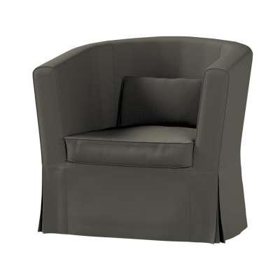 Pokrowiec na fotel Ektorp Tullsta 161-55 ciemny szary Kolekcja Living