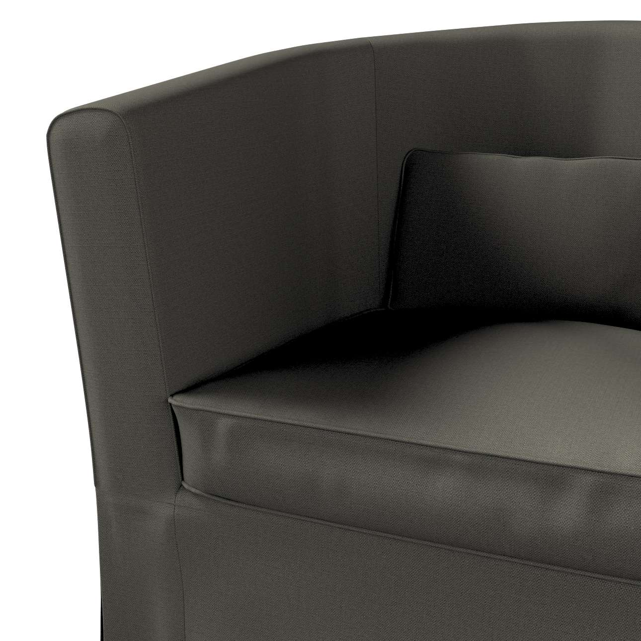 Pokrowiec na fotel Ektorp Tullsta w kolekcji Living, tkanina: 161-55