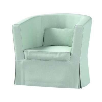 Pokrowiec na fotel Ektorp Tullsta 161-61 pastelowy błękit Kolekcja Living