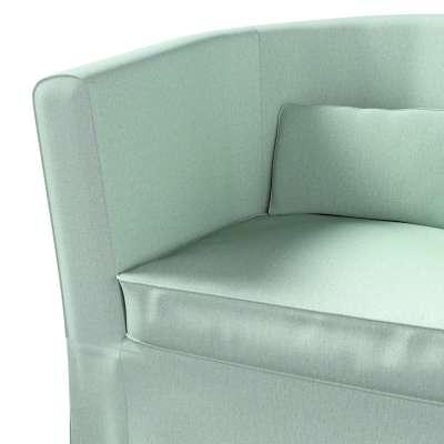 Pokrowiec na fotel Ektorp Tullsta w kolekcji Living, tkanina: 161-61